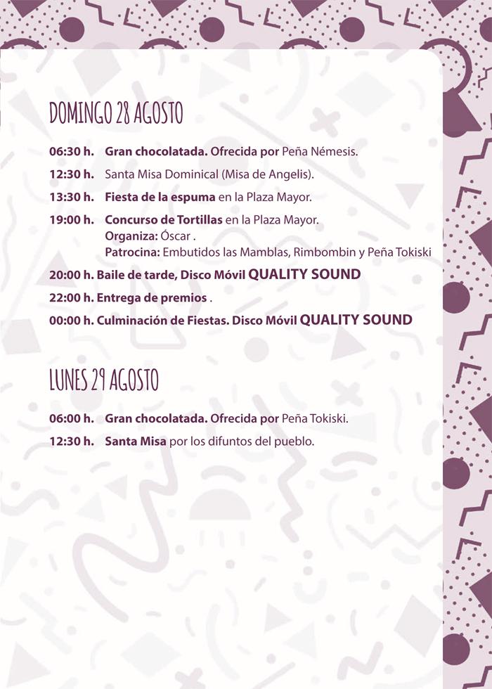 Programa de Fiestas, Mecerreyes 2016 (12)