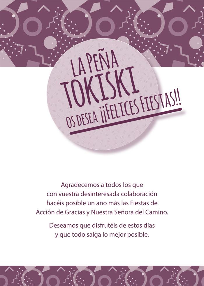 Programa de Fiestas, Mecerreyes 2016 (2)