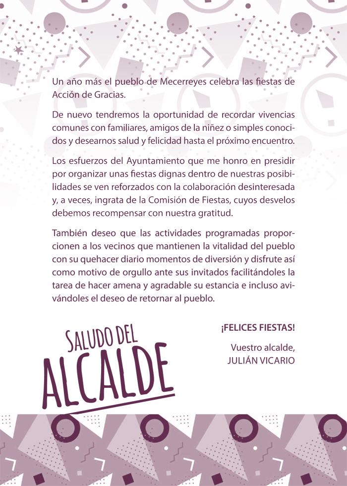 Programa de Fiestas, Mecerreyes 2016 (3)