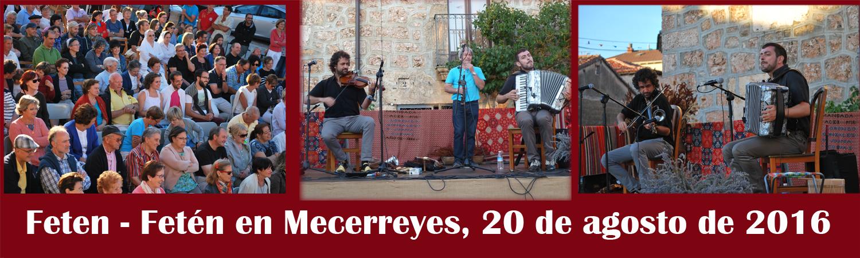 Feten Feten, Mecerreyes 2016