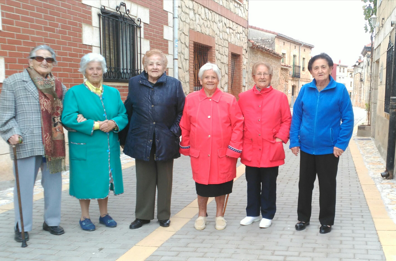 Abuelas de Mecerreyes, 16-10-2016