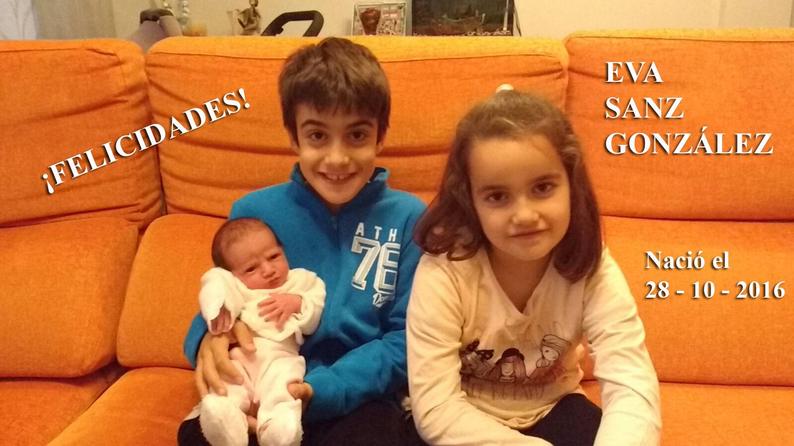 Nacimiento de Eva Sanz González, el 28 de octubre de 2016.jpg