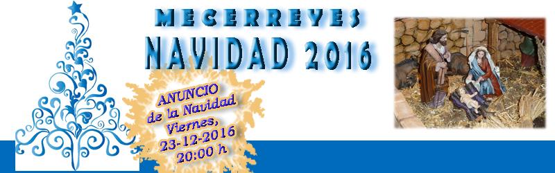 Navidad 2016, Mecerreyes