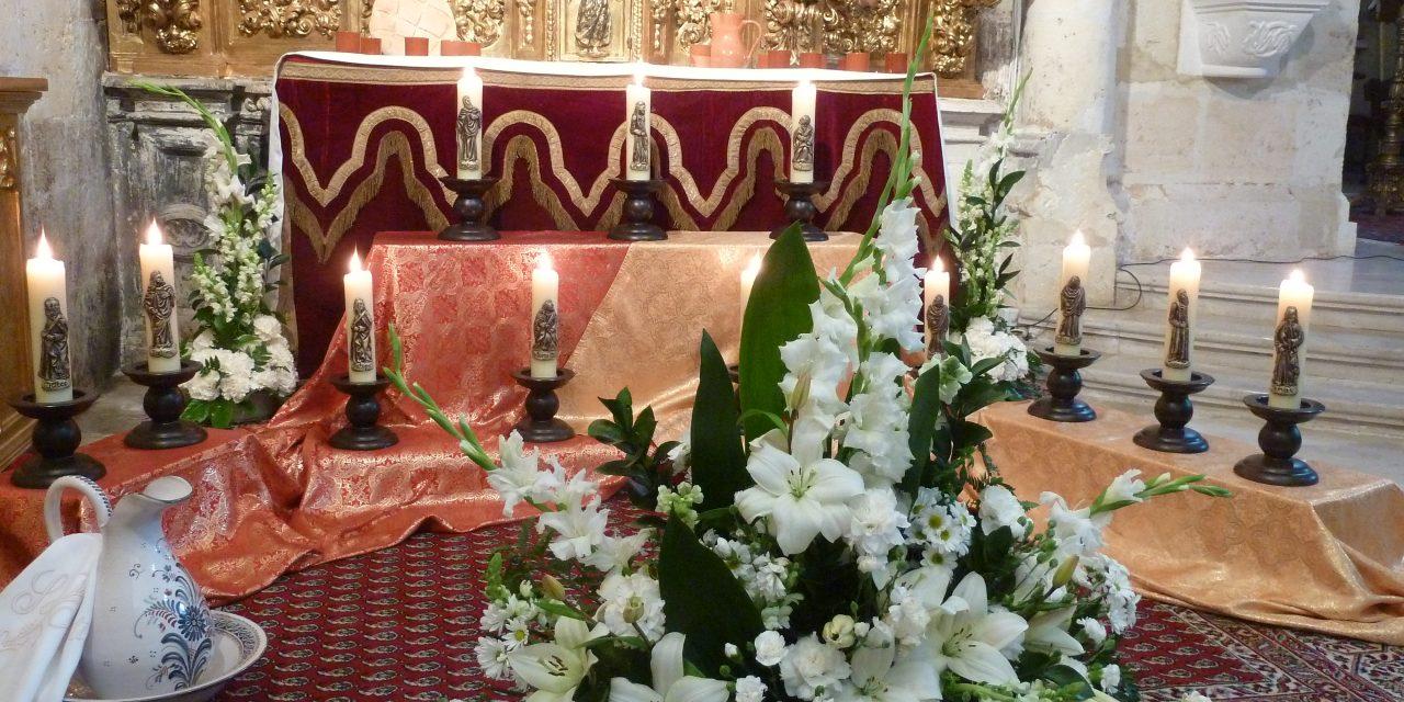 Horarios. Semana Santa en Mecerreyes 2017