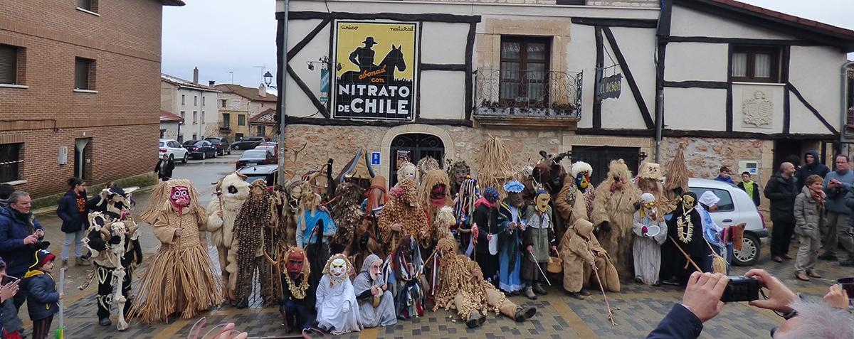 Noticias febrero 2018-Gallo de Carnaval y Marzas