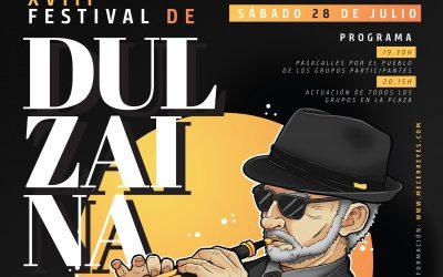 XVIII Festival de Dulzaina, Mecerreyes