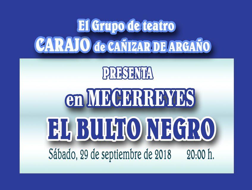 Grupo de Teatro Carajo en Mecerreyes