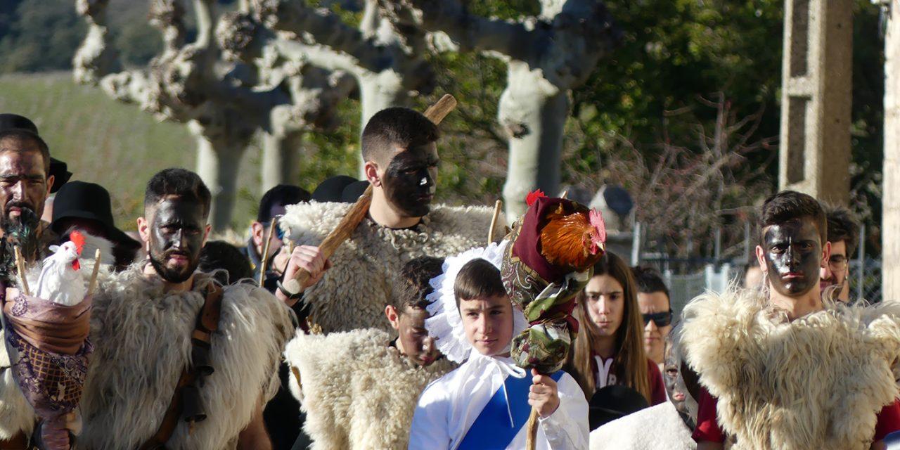 Noticias febrero 2020. Crónica Gallo y Marzas