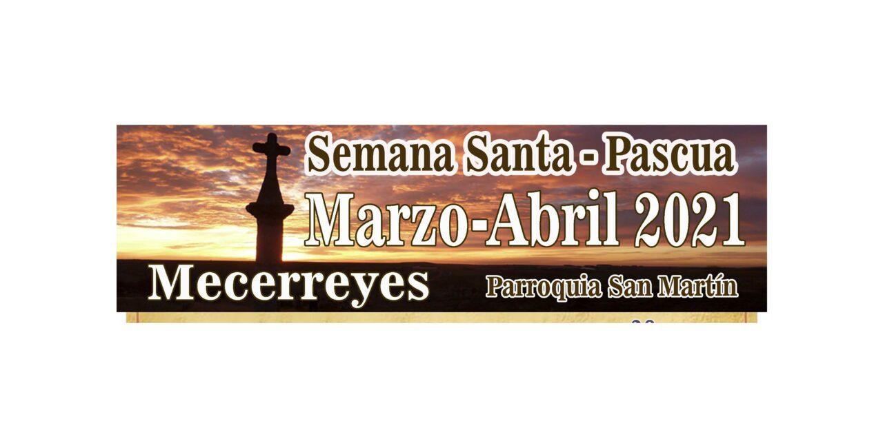 Noticias Marzo 2021 – Semana Santa